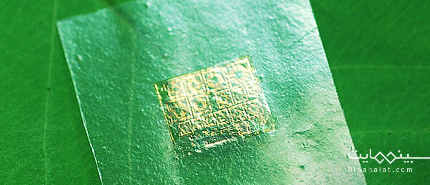 greenmicrochipscreatedoncellulosenanofibrilpaper